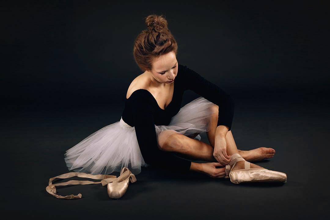Katariina Pahkala tanssi
